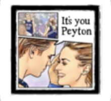 It's You Peyton Sticker
