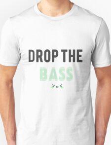 Drop The Bass: Kawaii Edition - Green T-Shirt