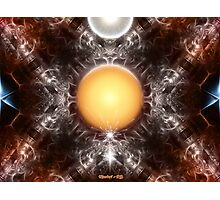 Time Storm - The Sun Trap Photographic Print