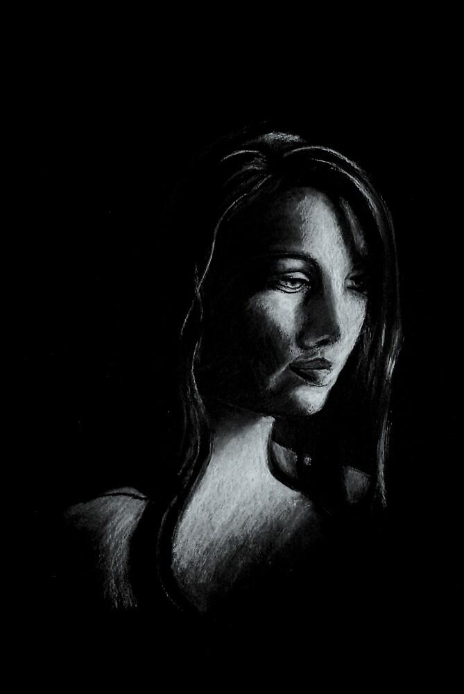 study sketch by Lynn Hughes