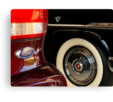 Fords Canvas Print