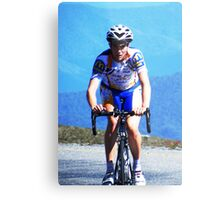Tour of BRIGHT  Metal Print