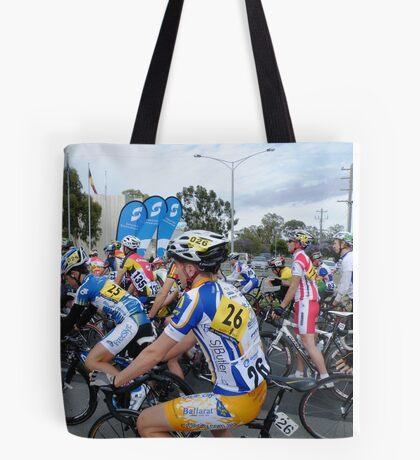 scotty's race Tote Bag