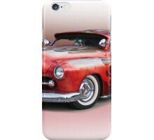 1950 Mercury Custom Sedan 'Barnfind' 1 iPhone Case/Skin
