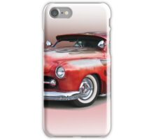 1950 Mercury Custom Sedan 'Barnfind' 1 iPhone Case/Skin