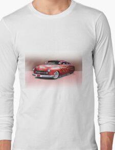 1950 Mercury Custom Sedan 'Barnfind' 1 Long Sleeve T-Shirt