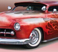 1950 Mercury Custom Sedan 'Barnfind' 1 Sticker
