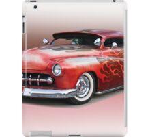 1950 Mercury Custom Sedan 'Barnfind' 1 iPad Case/Skin