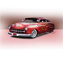 1950 Mercury Custom Sedan 'Barnfind' 1 Photographic Print
