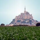 Mont St Michel by GreenPeak