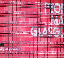 People Make Glasgow by Richard Crutchley