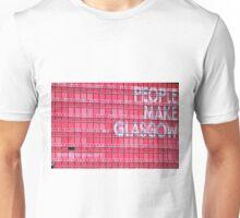 People Make Glasgow Unisex T-Shirt