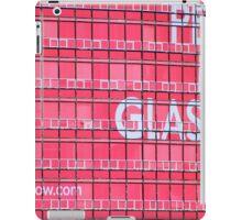 People Make Glasgow iPad Case/Skin