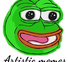 artistic memes by William Santos