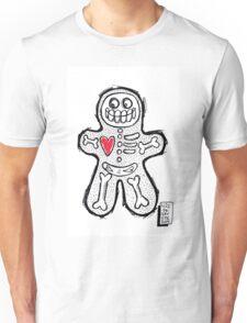 Spooky Gingerbread  Unisex T-Shirt