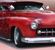 1950 Mercury Custom Sedan 'Barnfind' 3 Sticker