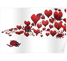 bugged by love bugs Poster