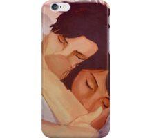 Nicolas Brown and Alex Benedetto iPhone Case/Skin