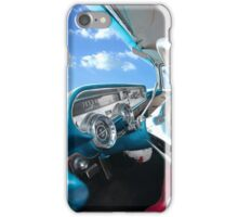 Pontiac Star Chief Interior iPhone Case/Skin