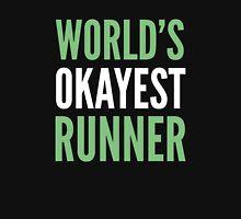 World's Okayest Runner Unisex T-Shirt