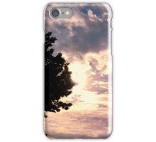 Sunday Morning, Yellow Sky iPhone Case/Skin