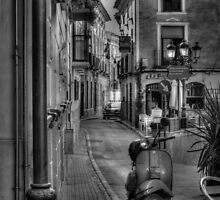 I love Vespa by marcopuch