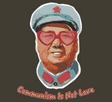 Mao Zedong by portokalis