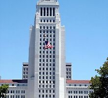 Los Angeles City Hall by © Loree McComb