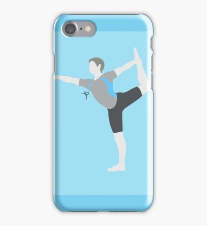 Wii Fit Trainer ♂ - Super Smash Bros. iPhone Case/Skin