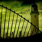 Lighthouse at The Mull of Galloway by Stephen Morris