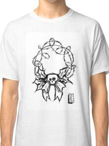 Spooky Wreath Classic T-Shirt