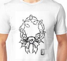 Spooky Wreath Unisex T-Shirt
