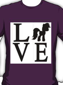 Love My Little Pony T-Shirt