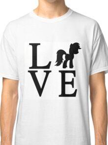 Love My Little Pony Classic T-Shirt