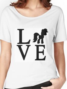 Love My Little Pony Women's Relaxed Fit T-Shirt