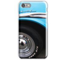 Pontiac Star Chief Fender iPhone Case/Skin