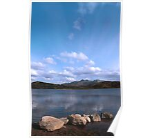 carragh lake view Poster