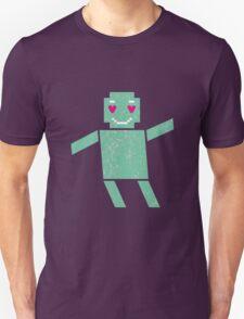 Robot in love T-Shirt
