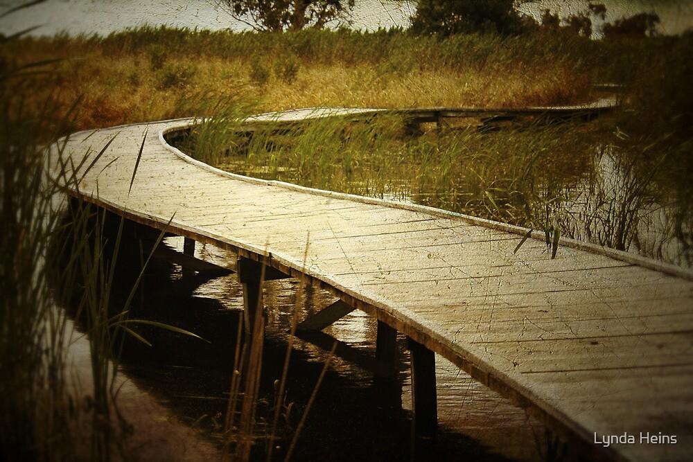 ~ Round' Every Bend ~ by Lynda Heins