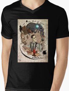 H.P Lovecraft 125th Anniversary  Mens V-Neck T-Shirt