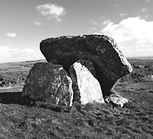 Mulfra Quoit by James Kitto