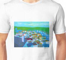 Salcombe rooftops Unisex T-Shirt
