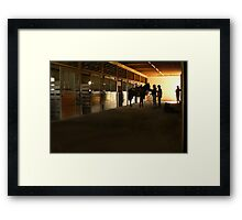 The Gentle Light of Tennessee Framed Print