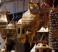 Marrakesh Souk, Morocco by Christopher Cullen