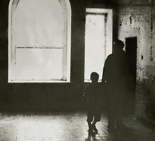 Father and son by ragman
