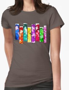 Female Chars from Monogatari Series T-Shirt