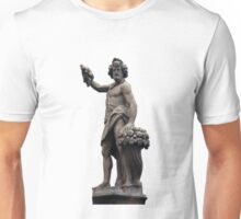Italian Statue in Florence (isolated) T-Shirt