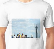 Post Office Tower from Primrose Hill Unisex T-Shirt