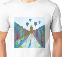History of Park Street, Bristol, UK Unisex T-Shirt