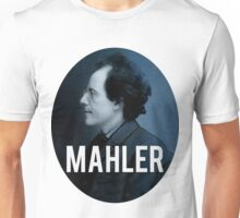 Mahler Unisex T-Shirt
